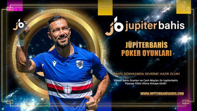 Jüpiterbahis Poker Oyunları