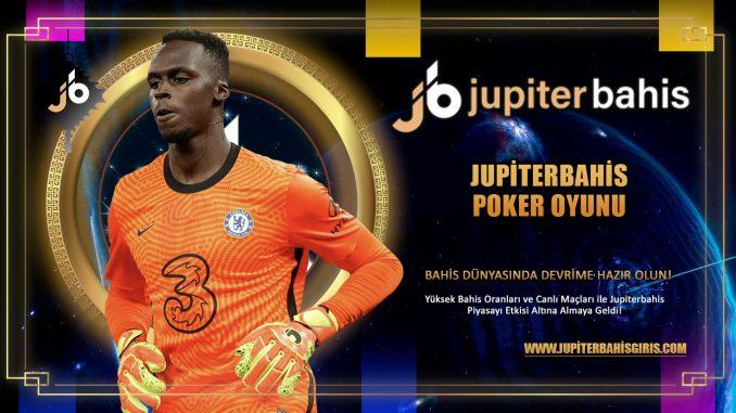 Jupiterbahis Poker oyunu