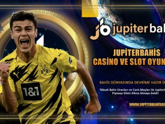 Jupiterbahis Casino ve Slot Oyunları